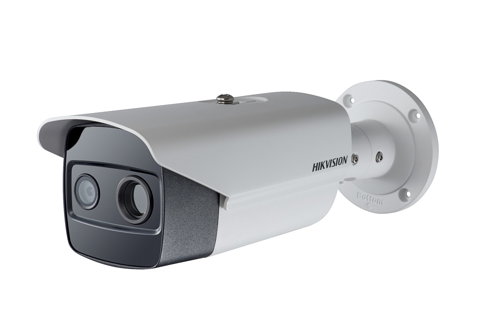 New Thermal Bi-spectrum bullet camera designed to detect fires before they happen