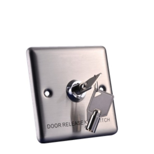 Stainless steel key switch K8