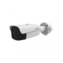 Fever Screening Thermal & Optical Network Bullet Camera DS-2TD2636B-13/P