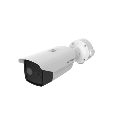 Thermal & Optical Network Bullet Camera DS-2TD2617-3/V1