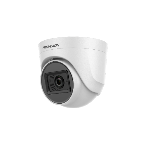 2 MP Audio Indoor Fixed Turret Camera