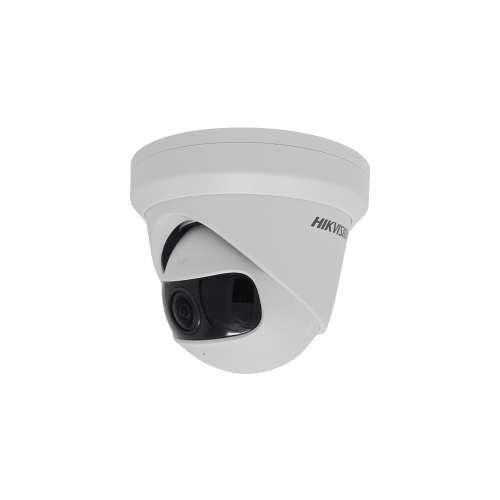 4 MP Super Wide Angle Fixed Turret Network Camera