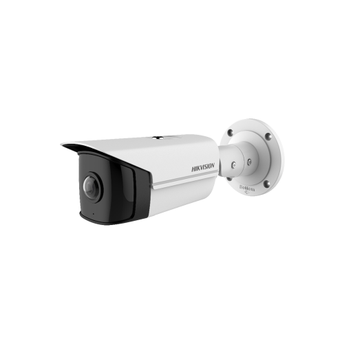 4 MP Super Wide Angle Fixed Bullet Network Camera